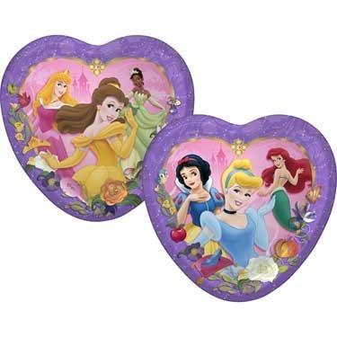 Disney Princess Dreams Shaped Dinner Plates - 1