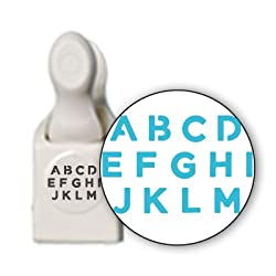 Martha Stewart Crafts Alphabet Punch Set By The Each