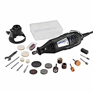 Dremel 200-1/21 Two-Speed Rotary Tool Kit
