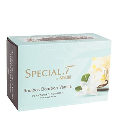 Original Special T - Rooibos Bourbon Vanilla - 10 Kapseln (1 Packung) für Nestlé Tee Maschinen - hier bestellen
