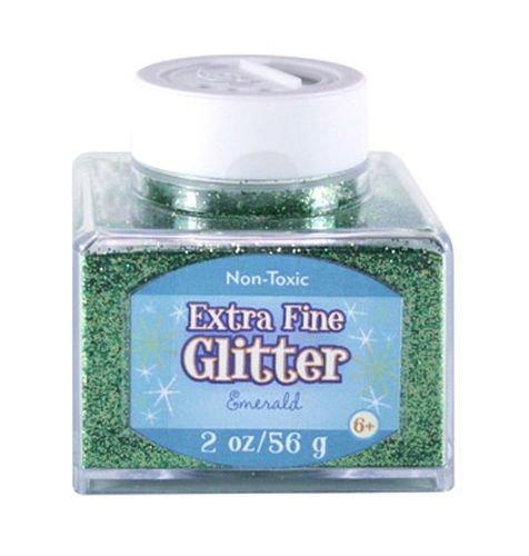 sulyn-2oz-glitter-stacker-jar-emerald
