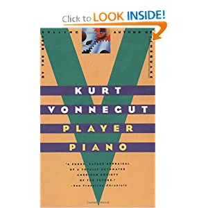 Amazon.com: Player Piano: A Novel (9780385333788): Kurt Vonnegut: Books