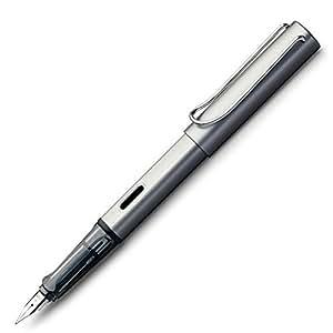 Lamy Al Star Fountain Pen Graphite Grey