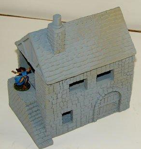 Potion Shoppe Miniature Terrain