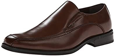 Bass Men's Ashbury Tobacco Loafer 8.5 D