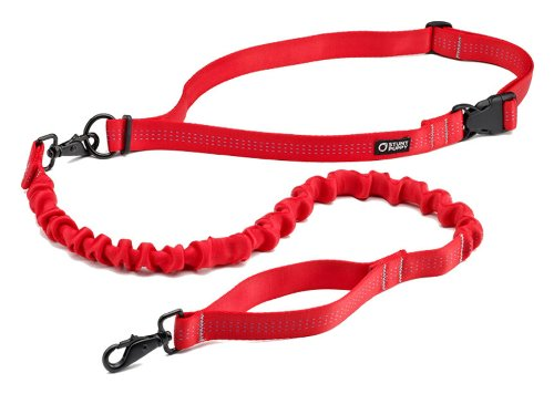 Artikelbild: Stunt Puppy Stunt Runner Hands-Free Dog Leash, Red by Stunt Puppy
