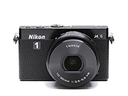 Nikon 1 J4 Camera Leather Decoration Sticker Nikon F2 Type 4308 Black Made in Japan