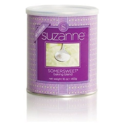 Suzanne Somers Somersweet Sweetener Baking Blend 16 Oz All Natural Sugar Substitute For Coffee Tea Baking