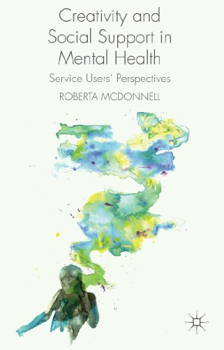 Image of Creativity and Social Support in Mental Health, book by Roberta McDonnell, published by Palgrave Macmillan, 2014