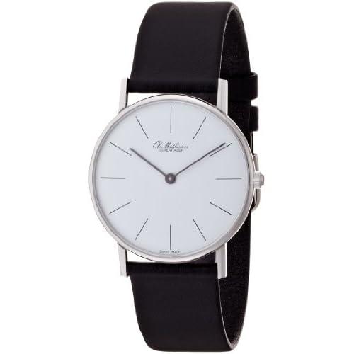 [オーレ・マティーセン]OLE MATHIESEN 腕時計 LINE.WHITE DIAL OM2.33 OM2.33 【正規輸入品】