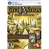 Games Sid Meier Civilization IV Gold Edition  PC