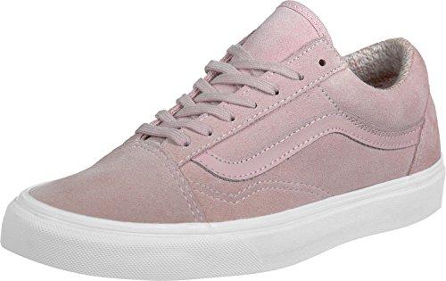 vans-old-skool-sneakers-basses-mixte-adulte-rose-suede-woven-peachskin-true-white-405-eu