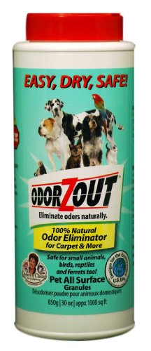 Artikelbild: Odorzout Pet All-Surface Granules, 30 Ounces by ODORZOUT