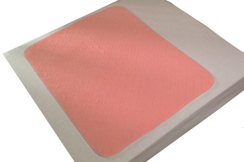 NRS Washable Bed Incontinence Protection Pad, Size: 70 x 85cm (271/2 x 331/2