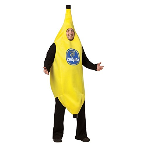 Chiquita Banana Adult Plus size Costume