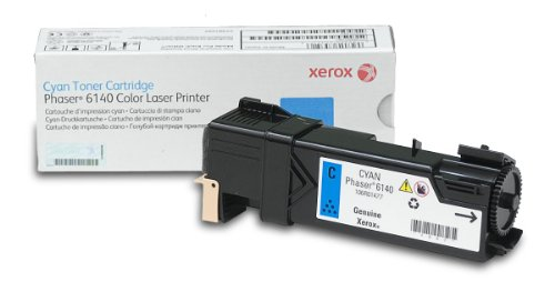 Xerox Toner Cartridge for Phaser 6140 ( 2000 Sheets) - Cyan