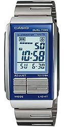 Casio Women's Futurist Alarm Chronograph LCD Watch #LA201W-2A