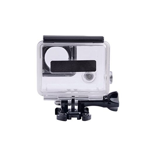 ATian Underwater Waterproof Housing Case for Gopro for canon g1x ii powershot meikon 60m 195ft underwater waterproof camera housing case g1x mark ii