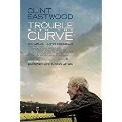 Trouble with the Curve (Movie Only + UltraViolet Digital Copy) [Blu-ray]