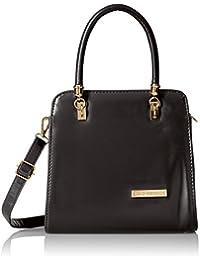 Lino Perros Women's Handbag (Black) - B01DLW31CW