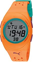 PUMA Time Faas Unisex Digital watch With round memory