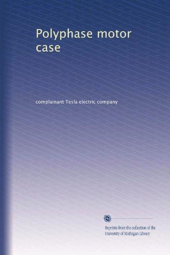 Polyphase Motor Case