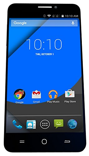 YU Yureka Plus on Android (Moondust Grey)