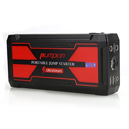 PUMPKIN-16800mAh-mit-800A-Spitzenstrom-tragbare-Auto-Starthilfe-Autobatterie-Akku-Ladegert-Multi-Function-Ladegert-eingebaute-LED-Taschenlampe-fr-Laptop-Smartphone-MP3MP4-PSP-und-Weitere-Mobilgerte