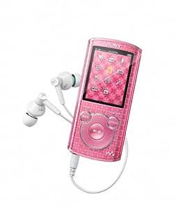 Sony - NWZE464P.CEW - Lecteur mp4 - 8 Go - USB - Rose