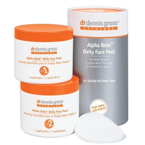 Dr. Dennis Gross Skincare Alpha Beta Daily Face Peel, 60 applications