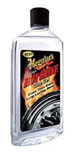 Meguiar's Hot Shine High Gloss Tire Gel - 16 oz. by Meguiar's