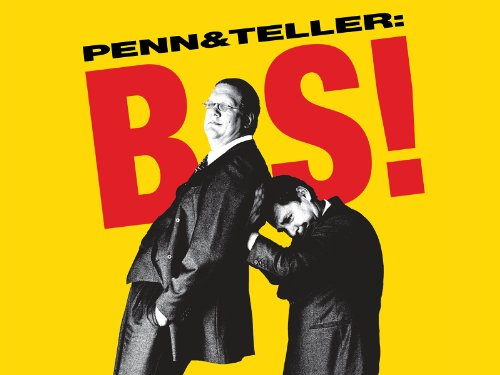 Penn & Teller: Bullshit! Season Two