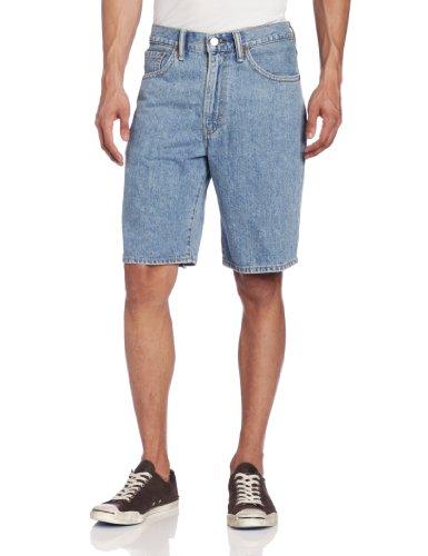 Levi's Men's 550 Short , Light Stonewash, 40