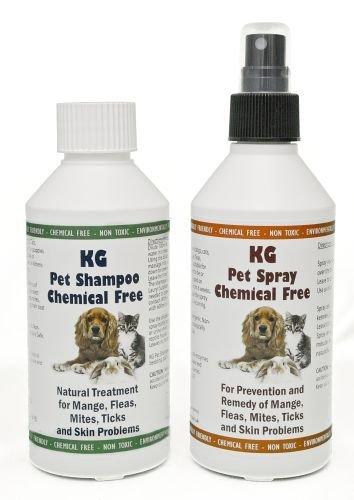 kg-pet-shampoo-250-ml-spray-250-ml-for-mange-fleas-ticks-mites-and-itchy-skin-problems-pesticide-che
