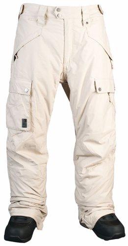 Nitro Snowboards Herren Hose DISTORTION, cement, L, 1121-872834_405