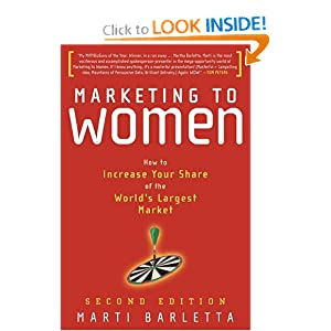 Marketing to Women: How to Increase Your Share of the World's Largest Market