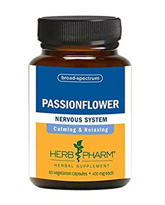 Herb Pharm Certified Organic Passionflower Extract
