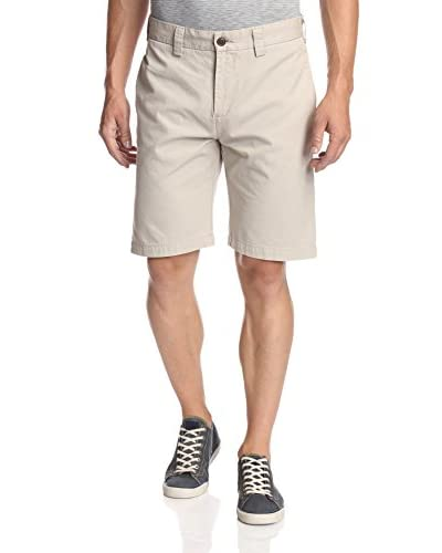 Civilianaire Men's Officer Slim Fit Short
