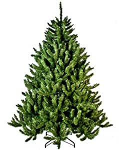 Amazon.com - 7' Noble Fir Artificial Christmas Tree - Unlit *Made In America*