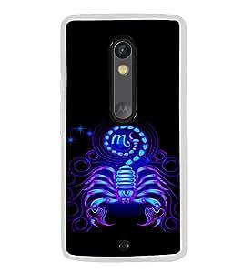 ifasho Designer Phone Back Case Cover Motorola Moto X Style :: Moto X Pure Edition ( Bengal Tiger Tattoo Art Evergreen )
