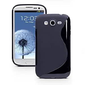 OPUS S Line Silicon Luxury Back Cover FOR Samsung Galaxy i9060/GRAND NEO (PACK OF 2)