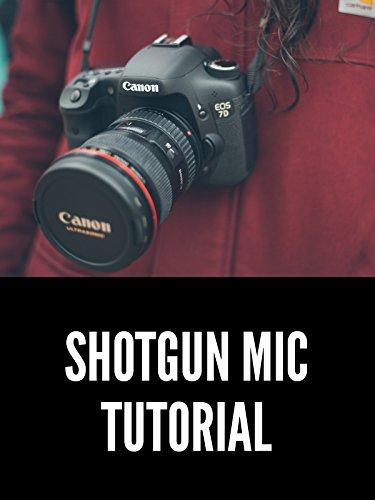 How to Use a Shotgun Microphone (Boom Mic)