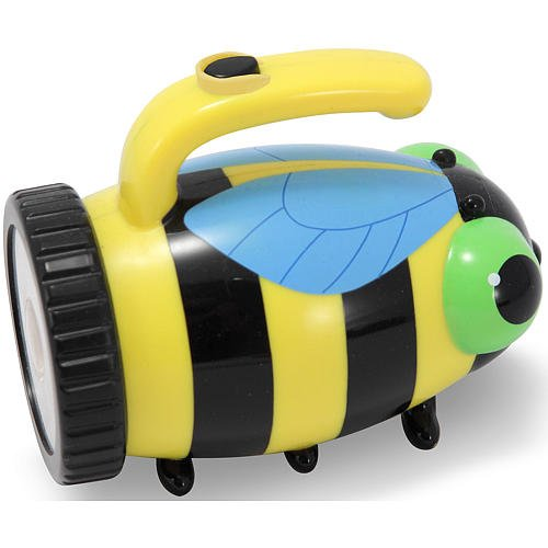 Melissa & Doug Bibi Bee Flashlight front-221415