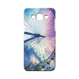 BLUEDIO Designer 3D Printed Back case cover for Samsung Galaxy A8 - G3870