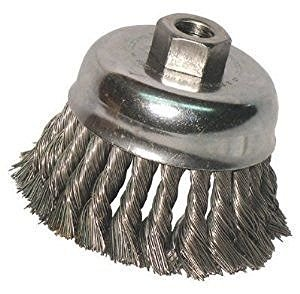 SEPTLS1026KC58S - Anchor brand Knot Cup Brushes - 6KC58S