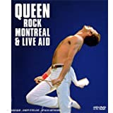 Queen - Rock Montreal & Live Aid [HD DVD] [Import allemand]