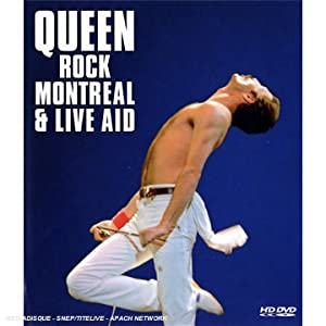 Rock Montreal & Live Aid [HD DVD] [2009]