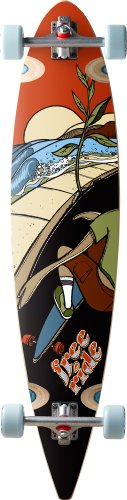 """FreeRide Sprout-Skateboard completo, 42 cm x 23,5 cm x 22,25 """""""