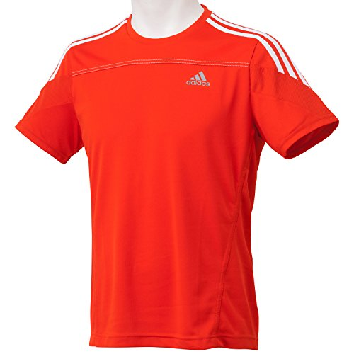 (アディダス)adidas M RSP 半袖Tシャツ AG857 M62283 ボールドオレンジ/ホワイト J/L