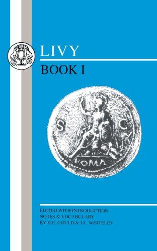 Livy: Book I (Bk. 1)